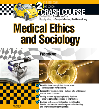 Crash Course Medical Ethics and Sociology, 2e