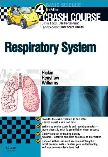 Crash Course Respiratory System, 4e